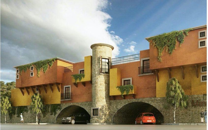 Departamento de 2 recámaras inspirado en Guanajuato