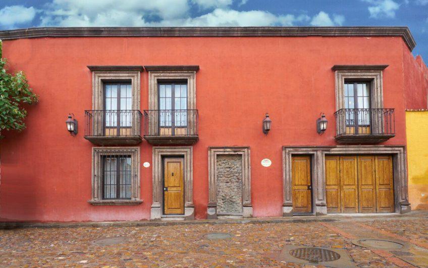 Extraordinaria Casa en el Centro de San Miguel Allende